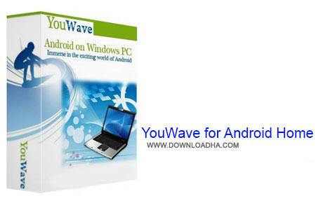 YouWave%20Android%20Home%203.22 نرم افزار شبیه ساز اندروید YouWave Android Home 3.22