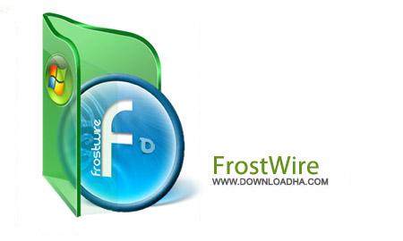 FrostWire%206.1.1 نرم افزار به اشتراک گذاری فایل ها FrostWire 6.1.1