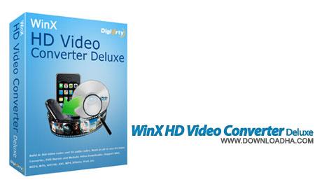 WinX%20HD%20Video%20Converter%20Deluxe%205.6.0.222 نرم افزار تبدیل فرمت ویدیویی قدرتمند WinX HD Video Converter Deluxe 5.6.0.222