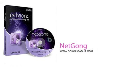 NetGong 8.8 Build 525 نرم افزار ثبت اعمال شبکه ها NetGong 8.8