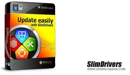 SlimDrivers%202.2.45206.63218 نرم افزار به روزرسانی آسان درایور ها SlimDrivers 2.2.45206.63218