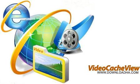 VideoCacheView%202.85 نرم افزار ذخیره کردن ویدیو ها درون مرورگر VideoCacheView 2.85