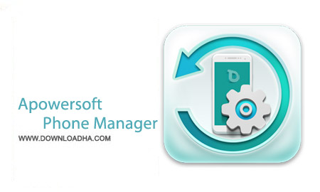 Apowersoft Phone Manager PRO 2.4 نرم افزار مدیریت گوشی Apowersoft Phone Manager PRO v2.4.0