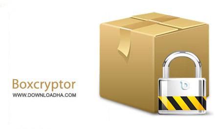 Boxcryptor 2.1.413 نرم افزار رمز گذاری فایل ها Boxcryptor 2.1.413   مک