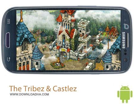 The Tribez %26 Castlez v2.7.0 بازی استراتژیک The Tribez & Castlez v2.7.0 مخصوص اندروید