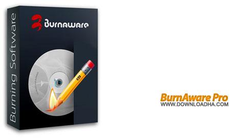 BurnAware%20Professional%20v8.1 نرم افزار رایت انواع لوح های فشرده BurnAware Professional 8.1