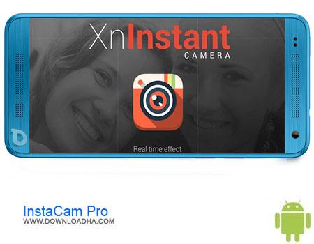 نرم افزار دوربین سلفی InstaCam Pro – Camera Selfie v1.28 مخصوص اندروید