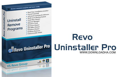 Revo%20Uninstaller%20Pro%203.1.2 نرم افزار پاکسازی حرفه ای ویندوز Revo Uninstaller Pro 3.1.2