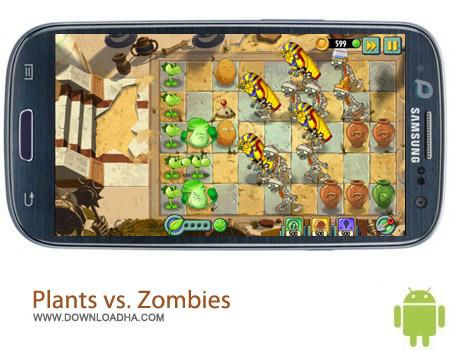 Plants vs. Zombies 2 v3.6.1 بازی زامبی و گیاهان Plants vs. Zombies 2 v3.6.1 مخصوص اندروید
