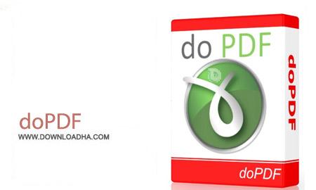 doPDF%208.3.931 نرم افزار ویرایش و ساخت پی دی اف doPDF 8.3.931
