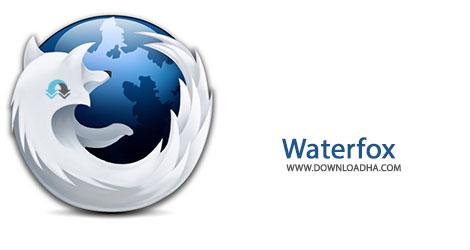 Waterfox%2038.1.0 نرم افزار مرورگر واترفاکس Waterfox 38.1.0