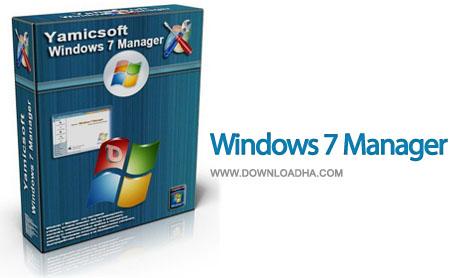 Yamicsoft%20Windows%207%20Manager%205.1.2 نرم افزار مدیریت حرفه ای ویندوز ۷ با Yamicsoft Windows 7 Manager 5.1.2