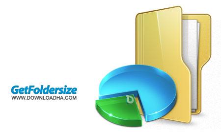 GetFoldersize%203.0 نرم افزار نمایش کلی حجم پوشه ها GetFoldersize 3.0