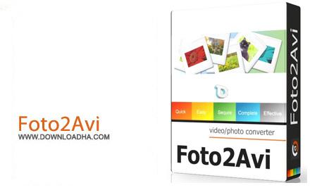 Foto2Avi%204.4 نرم افزار تبدیل تصاویر به فرمتهای ویدیویی Foto2Avi 4.4