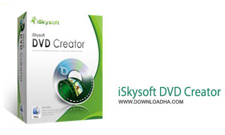 iSkysoft DVD Creator 3.8.0.3 نرم افزار ایجاد دی وی دی iSkysoft DVD Creator 3.8.0.3