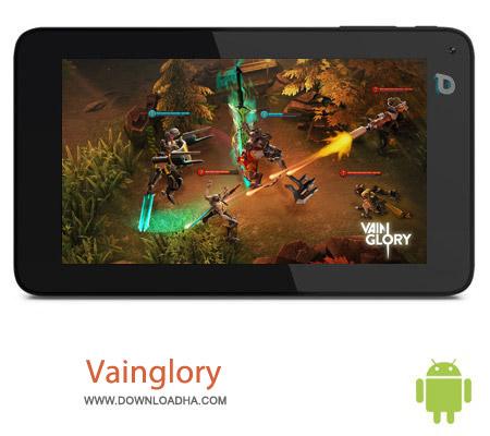 Vainglory v1.6 بازی اکشن Vainglory v1.6 مخصوص اندروید