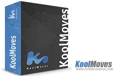 KoolMoves%209.5.0 نرم افزار طراحی حرفه ای بنرهای فلش KoolMoves 9.5.0