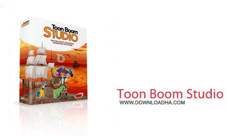 Toon Boom Studio 8.1 نرم افزار ساخت کارتون های ٢ بعدی زیبا Toon Boom Studio 8.1