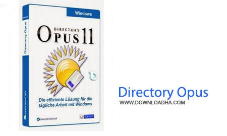Directory%20Opus%2011.15 نرم افزار مدیریت حرفه ای فایل ها Directory Opus 11.15