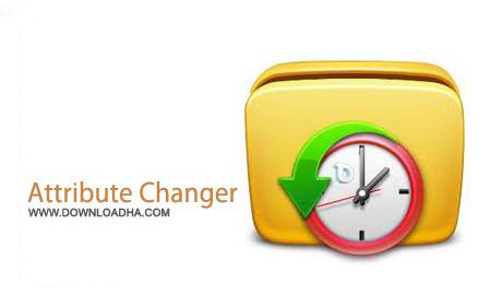 Attribute Changer 8.0 نرم افزار تغییر دسته جمعی صفات فایل ها Attribute Changer 8.0