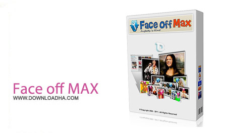 Face off MAX 3.7.1.6 نرم افزار تغییر و مونتاژ تصاویر چهره و بدن Face of MAX 3.7.1.6
