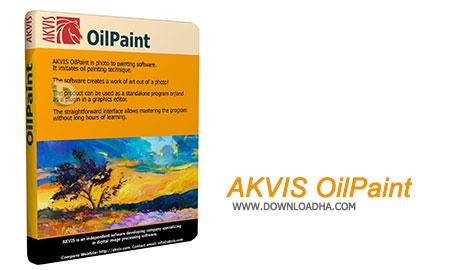 AKVIS%20OilPaint%204.0.436 نرم افزار تبدیل عکس به نقاشی AKVIS OilPaint 4.0.436