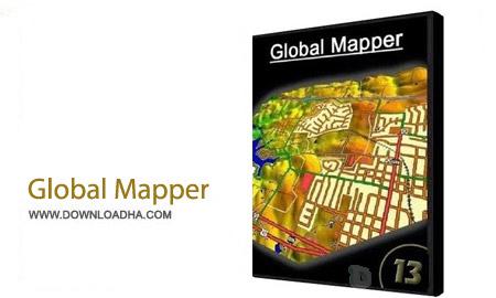 Global%20Mapper%20v16.2 نرم افزار کار با جی پی اس Global Mapper v16.2