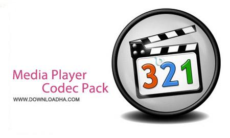 Media Player Codec Pack 4.3.8 نرم افزار پخش فایل های مالتی مدیا بر روی مدیا پلیر Media Player Codec Pack 4.3.8