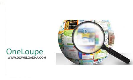 OneLoupe 3.82 نرم افزار بزرگنمایی دسکتاپ OneLoupe 3.82