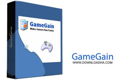 GameGain%203.7.13.2015 نرم افزار افزایش سرعت اجرای بازی ها GameGain 3.7.13.2015