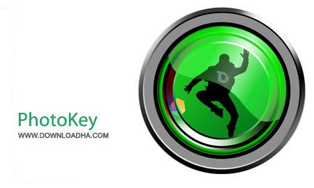 PhotoKey 6 نرم افزار حذف بک گراند سبز رنگ عکس ها FXhome PhotoKey Pro 6.0.0024