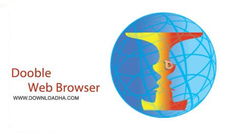 Dooble Web Browser 1.53 نرم افزار مرورگر وب Dooble Web Browser 1.53
