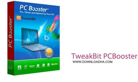 TweakBit PCBooster 1.6.8.5 نرم افزار افزایش کارایی سیستم TweakBit PCBooster 1.6.8.5