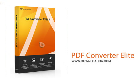 PDF Converter Elite 4.0.3.0 نرم افزار مبدل پی دی اف PDF Converter Elite 4.0.3.0