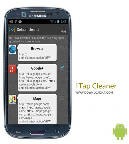 1Tap%20Cleaner%20Pro%20v2.60 نرم افزار پاک سازی کش ها 1Tap Cleaner Pro v2.60 مخصوص اندروید