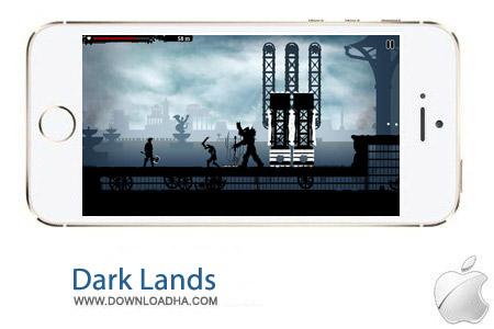 Dark Lands 1.0 بازی ترسناک Dark Lands v1.0.3 مخصوص آیفون و آیپد
