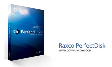 PerfectDisk%2014.0.865 نرم افزار داشتن هارد دیسکی بی عیب Raxco PerfectDisk Professional Business 14.0.865