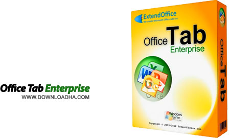 Office%20Tab%20Enterprise%2010.00 نرم افزار اضافه شدن قابلیت تب به آفیس Office Tab Enterprise 10.00