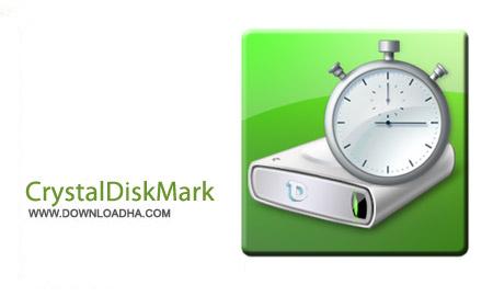 CrystalDiskMark%205.0.2 نرم افزار تست سرعت هارد دیسک CrystalDiskMark 5.0.2