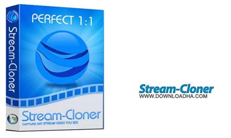 Stream Cloner%202.30 نرم افزار دانلود ویدیو و صوت های آنلاین Stream Cloner 2.30