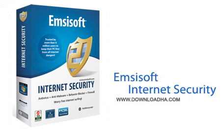 Emsisoft Internet Security 10.0.0.5561 نرم افزار امنیتی Emsisoft Internet Security 10.0.0.5561
