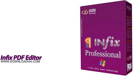 Infix%20PDF%20Editor%20Pro%206.38 نرم افزار ویرایش حرفه ای فایل های پی دی اف Infix PDF Editor Pro 6.38
