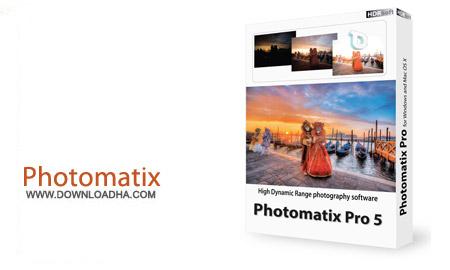 Photomatix Pro 5.0.5 نرم افزار ویرایش حرفه ای تصاویر HDRsoft Photomatix Pro 5.0.5