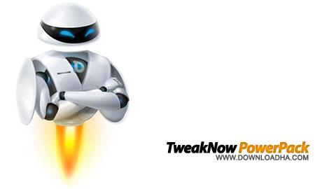TweakNow%20PowerPack%204.6.0 نرم افزار بهینه سازی متفاوت ویندوز TweakNow PowerPack 4.6.0