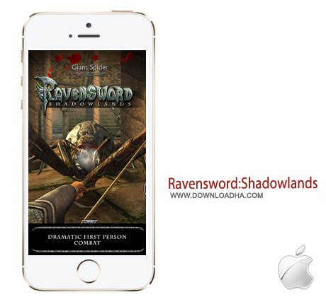 Ravensword Shadowlands 2.0 بازی اکشن Ravensword: Shadowlands 2.0 مخصوص آیفون ، آیپد و آیپاد