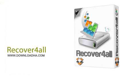 Recover4all Professional 5.0 نرم افزار بازیابی اطلاعات Recover4all Professional 5.0