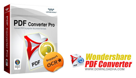 Wondershare%20PDF%20Converter نرم افزار مبدل حرفه ای PDF توسط Wondershare PDF to Word Converter 4.1.0