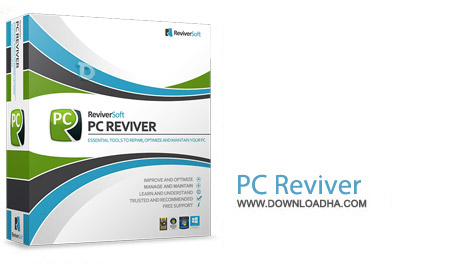PC Reviver 2.0.4.28 نرم افزار بهینه سازی سیستم PC Reviver 2.0.4.28