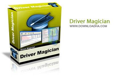 نرم افزار به روزرسانی درایور ها Driver Magician 9.3