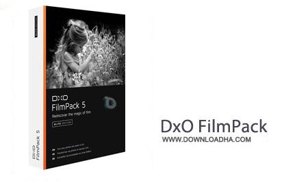 DxO FilmPack Elite 5.1 نرم افزار افکت گذاری تصاویر DxO FilmPack Elite 5.1